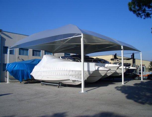 couverture abri bateau