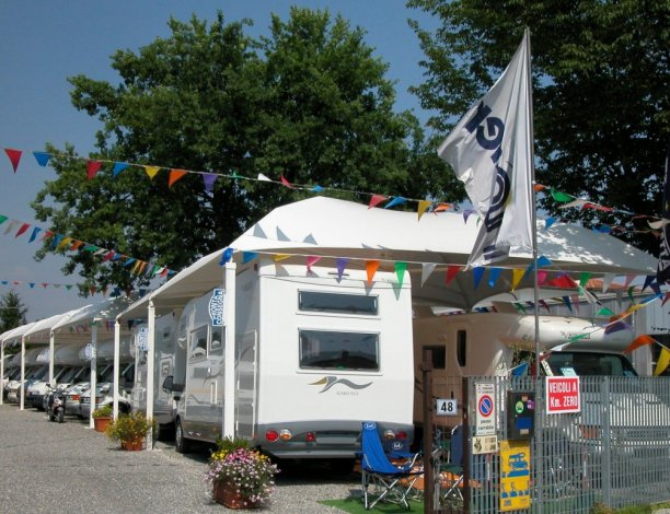 abri de protection camping car