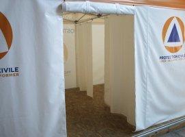 sas pliant decontamination covid 19